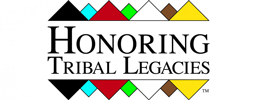 logo of the Honoring Tribal Legacies Project